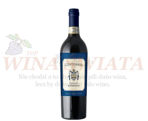CHIANTI CONTEMASSI RISERVA 2012 DOCG 0,75L 12,5%