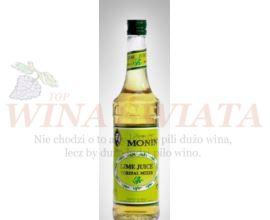 MONIN KONCENTRAT LIME JUICE CORDIAL 0,7L - 901008