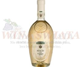 MUSCAT WHITE SEMI SWEET ASCONI GOLD 0,75L 12%