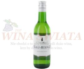 BORDEAUX BEAU-RIVAGE BLANC 0,25 l 12%