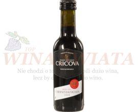 CABERNET SAUVIGNON RED DRY CRICOVA MATURE 0,187L