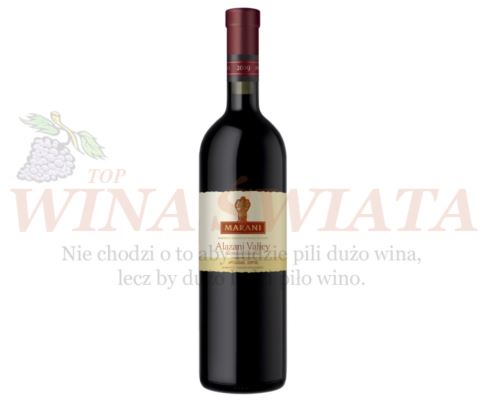 ALAZANI VALLEY RED 0,75L 12%