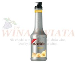 MONIN PUREE BANANA 1L - 903001