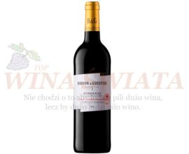 BORDEAUX BARTON & GUESTIER RED 0,75 l