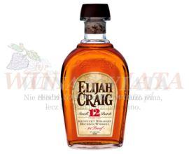 ELIJAH CRAIG 12YO BOURBON WHISKEY 0,7L 47%