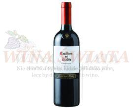CARMENERE CASILLERO DEL DIABLO 0,75L 13,5%