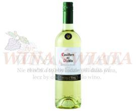SAUVIGNON BLANC CASILLERO DEL DIABLO 0,75L 12,5%