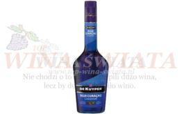 DE KUYPER BLUE CURACAO 0,7L 24%
