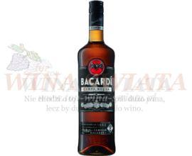 BACARDI CARTA NEGRA 0,7L 40%