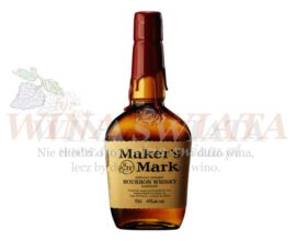 MAKER'S MARK BOURBON WHISKY 0,7L 45%