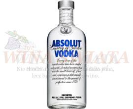 ABSOLUT BLUE 0,5L 40%